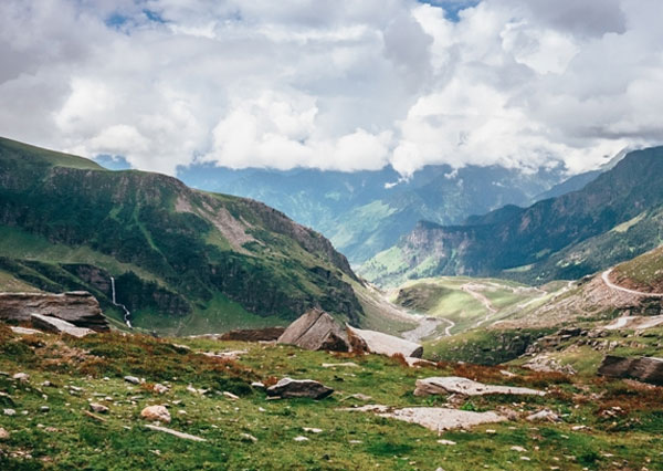 /Manali Taxi Tour From Chandigarh