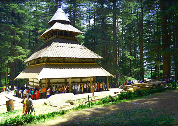 /Manali Taxi Tour From Delhi